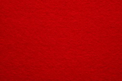 Felt - Textile「A close-up of a red felt background」:スマホ壁紙(18)