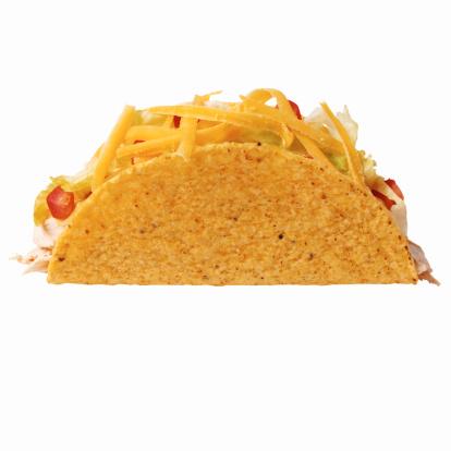 Taco「Close-up of a taco」:スマホ壁紙(12)