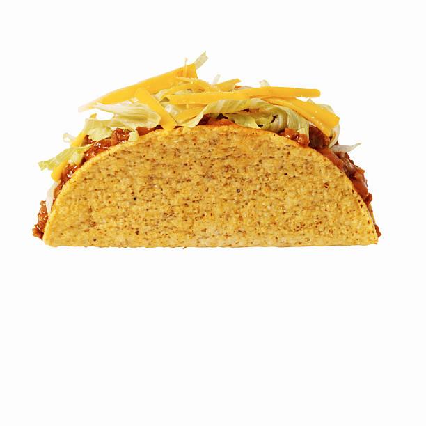 Close-up of a taco:スマホ壁紙(壁紙.com)