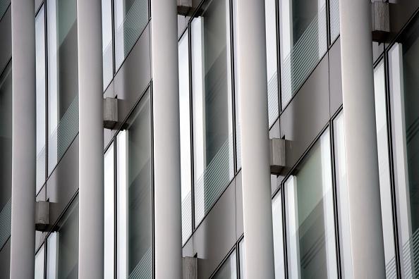 Architecture「Close-up of modern office exterior」:写真・画像(18)[壁紙.com]