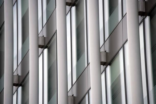 Close-up of modern office exterior:ニュース(壁紙.com)