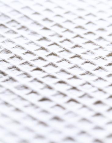 Waffled「Close-Up of Waffle Paper」:スマホ壁紙(13)
