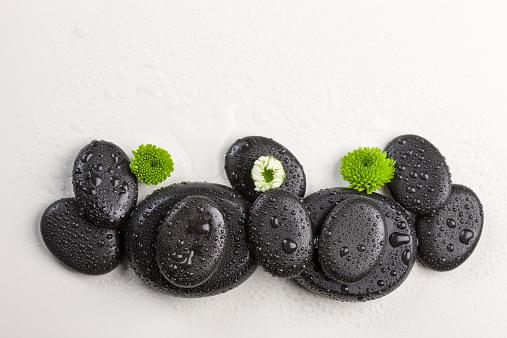 岩「Close-up of cobblestones」:スマホ壁紙(13)