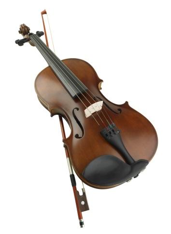 Violin「Closeup of a violin」:スマホ壁紙(4)