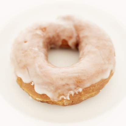 ドーナツ「Close-up of a sugar coated donut」:スマホ壁紙(12)