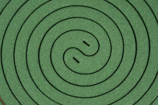 Mosquito Coil「Close-up of insect repellant」:スマホ壁紙(17)