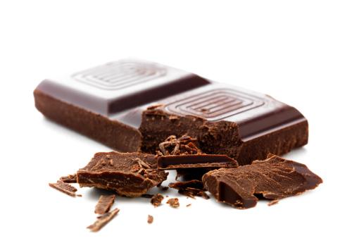 Temptation「Close-up of chocolate pieces」:スマホ壁紙(14)