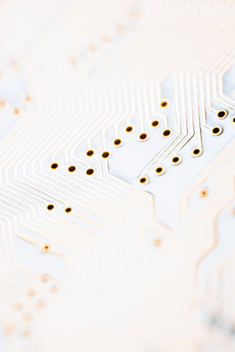 Soldered「Close-up of a circuit board」:スマホ壁紙(5)