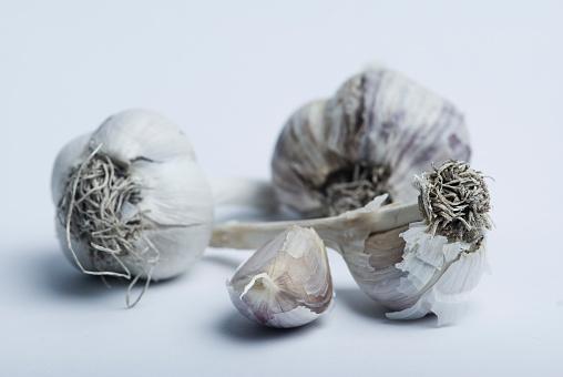 Garlic Clove「Close-up of garlic」:スマホ壁紙(18)