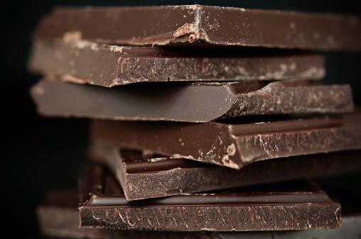逸楽「ダークチョコレート」:スマホ壁紙(14)