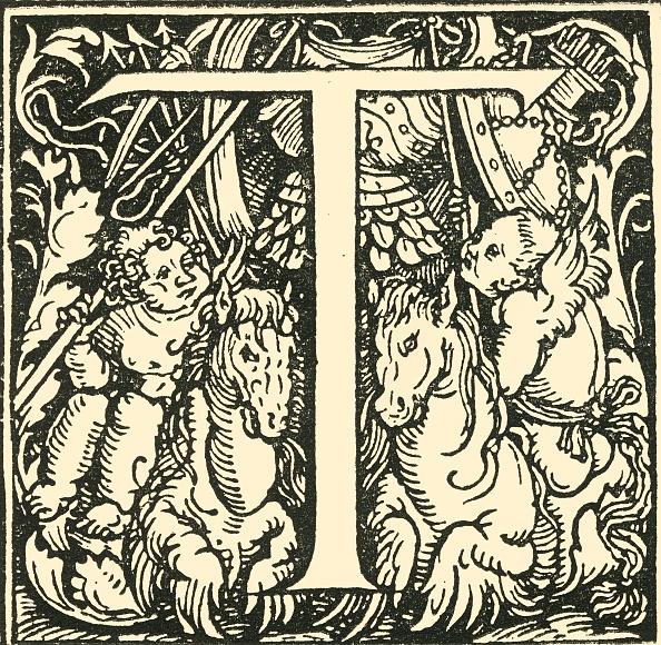 Purity「T - An Alphabet By Hans Weiditz」:写真・画像(5)[壁紙.com]
