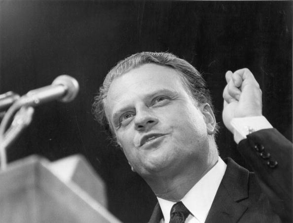 Preacher「Billy Graham」:写真・画像(13)[壁紙.com]
