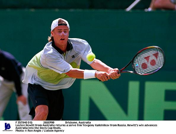 Sports Activity「Brisbane Australia Layton Hewitt From Australia Returns A Serve Frm Yevgeny Ka」:写真・画像(15)[壁紙.com]