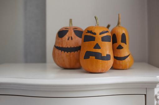 Rebellion「Pumpkins painted for Halloween」:スマホ壁紙(3)