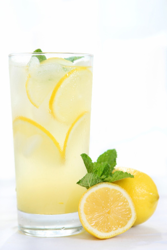 Lemon Soda「Nice refreshing glass of lemonade」:スマホ壁紙(14)