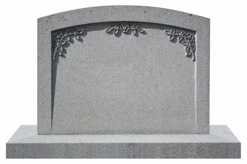 Grave「Tombstone」:スマホ壁紙(10)