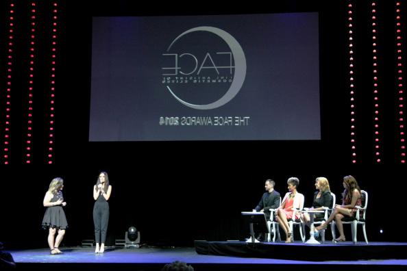Catt Sadler「NYX FACE Awards 2014 Presented By NYX Cosmetics」:写真・画像(8)[壁紙.com]