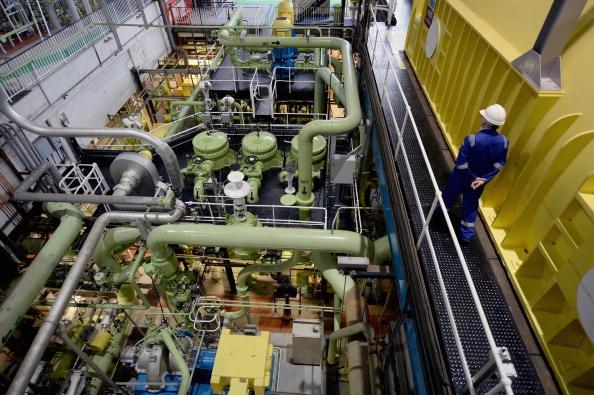 Basement「Inside Hunterston B Nuclear Power Station」:写真・画像(19)[壁紙.com]