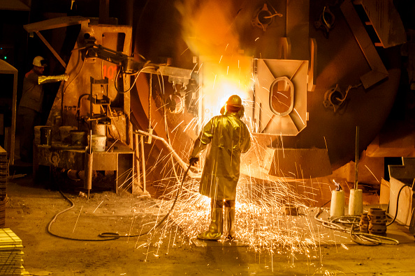 Industry「Steel Production At Salzgitter AG」:写真・画像(7)[壁紙.com]