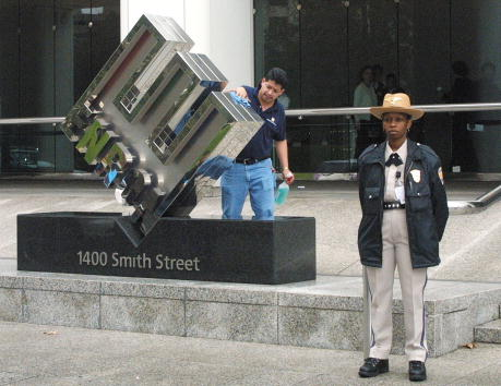Enron「Enron Employees Heading to Washington」:写真・画像(7)[壁紙.com]