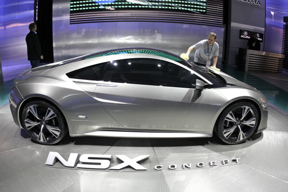 NSX「North American Int'l Auto Show Features Latest Car Models From Around The World」:写真・画像(16)[壁紙.com]