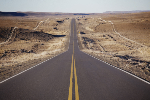 Progress「Long straight road」:スマホ壁紙(6)