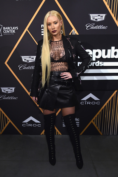 Ciroc「Republic Records Celebrates the GRAMMY Awards in Partnership with Cadillac, Ciroc and Barclays Center - Red Carpet」:写真・画像(4)[壁紙.com]