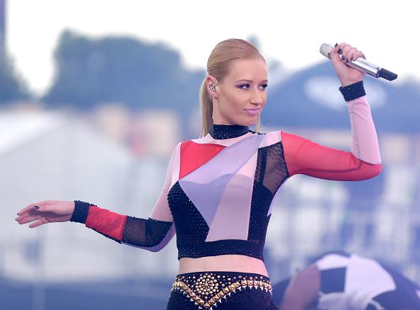イギー・アゼリア「2014 iHeartRadio Music Festival Village - Show」:写真・画像(17)[壁紙.com]