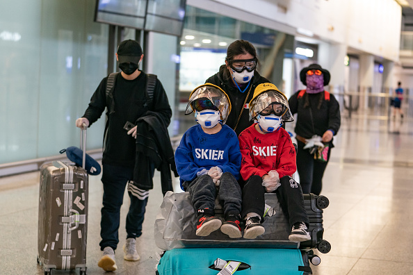 Topix「Hong Kong Quarantine All Visitors As The Coronavirus Continue To Spread」:写真・画像(11)[壁紙.com]