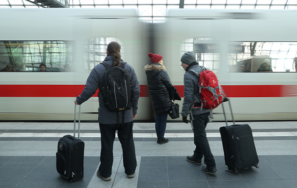 Passenger「Deustche Bahn Increases Percentage Of Punctual Trains」:写真・画像(0)[壁紙.com]