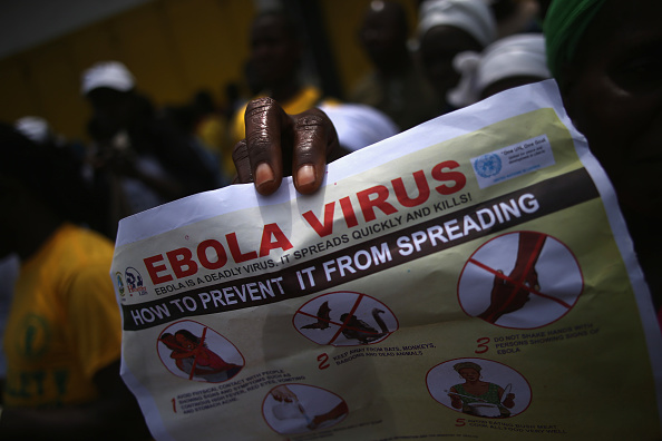Alertness「Liberia Battles Spreading Ebola Epidemic」:写真・画像(9)[壁紙.com]