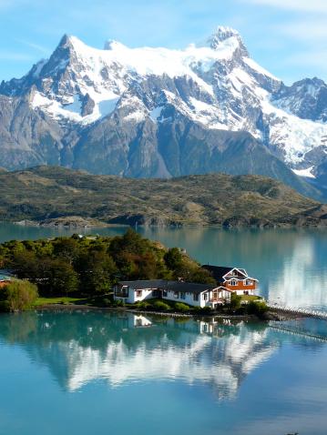 Andes「Torres del Paine Lake Pehoe」:スマホ壁紙(17)