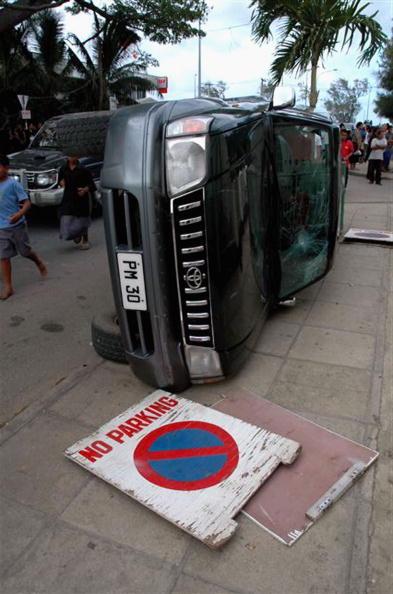 Nuku'alofa「Civil Unrest Escalates In Tonga」:写真・画像(3)[壁紙.com]
