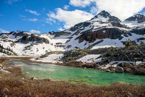 Pemberton「River at base of Locomotive Mountain, Pemberton, British Columbia, Canada」:スマホ壁紙(14)