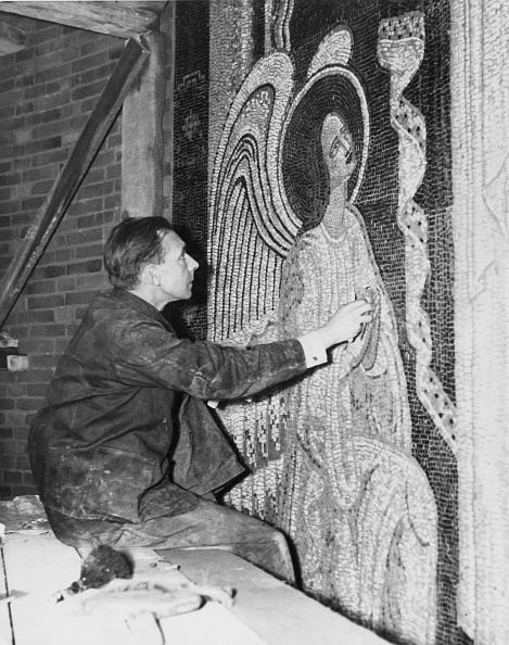 Mosaic「Eric Newton」:写真・画像(14)[壁紙.com]