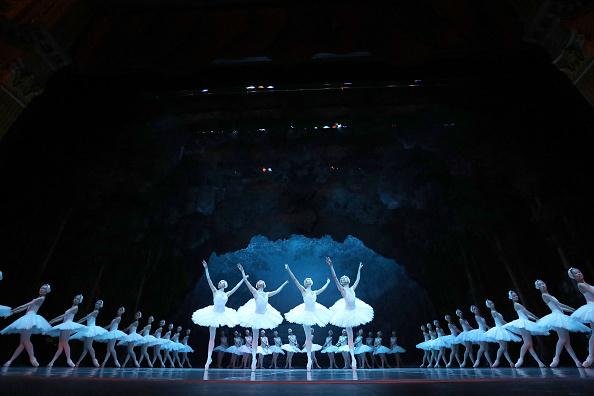 ベストオブ「Shanghai Ballet's Swan Lake Media Call」:写真・画像(3)[壁紙.com]