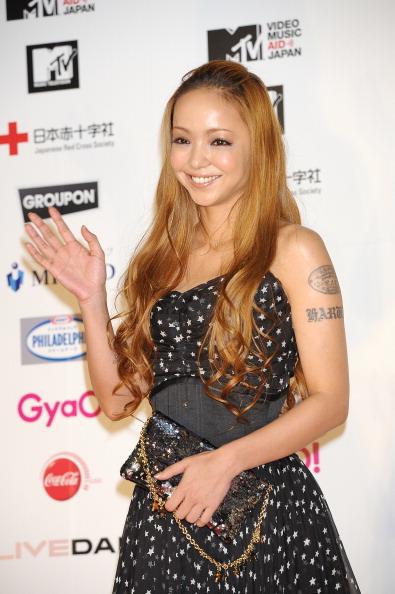 安室 奈美恵「MTV Video Music Aid Japan - Red Carpet」:写真・画像(16)[壁紙.com]