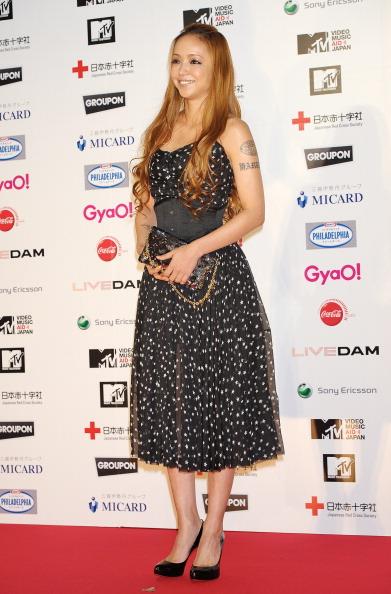 安室奈美恵「MTV Video Music Aid Japan - Red Carpet」:写真・画像(8)[壁紙.com]