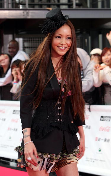 安室奈美恵「MTV Video Music Awards Japan 2008 - Arrival」:写真・画像(18)[壁紙.com]