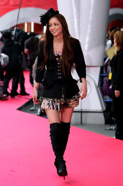 安室奈美恵「MTV Video Music Awards Japan 2008 - Arrival」:写真・画像(17)[壁紙.com]