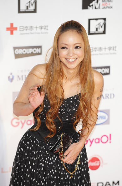安室奈美恵「MTV Video Music Aid Japan - Red Carpet」:写真・画像(11)[壁紙.com]