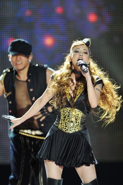 安室奈美恵「World Music Awards 2010 - Show」:写真・画像(17)[壁紙.com]