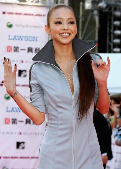 安室奈美恵「Arrivals At The MTV Video Music Awards Japan 2007」:写真・画像(7)[壁紙.com]