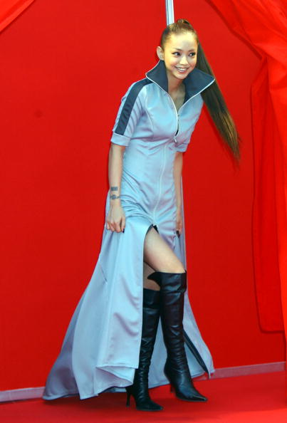 安室奈美恵「Arrivals At The MTV Video Music Awards Japan 2007」:写真・画像(14)[壁紙.com]