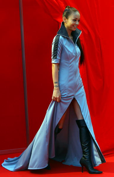 安室奈美恵「Arrivals At The MTV Video Music Awards Japan 2007」:写真・画像(8)[壁紙.com]