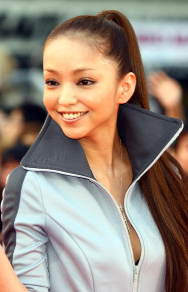 安室奈美恵「Arrivals At The MTV Video Music Awards Japan 2007」:写真・画像(16)[壁紙.com]