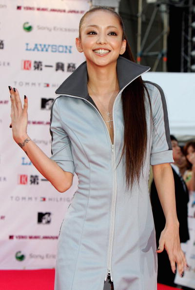 安室奈美恵「Arrivals At The MTV Video Music Awards Japan 2007」:写真・画像(11)[壁紙.com]