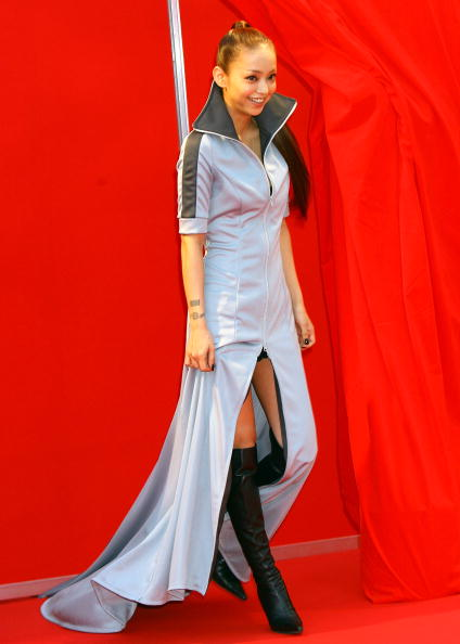 安室奈美恵「Arrivals At The MTV Video Music Awards Japan 2007」:写真・画像(13)[壁紙.com]