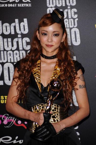 安室 奈美恵「World Music Awards 2010 - Press Room」:写真・画像(19)[壁紙.com]