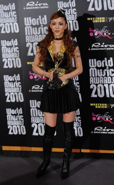 安室奈美恵「World Music Awards 2010 - Press Room」:写真・画像(6)[壁紙.com]